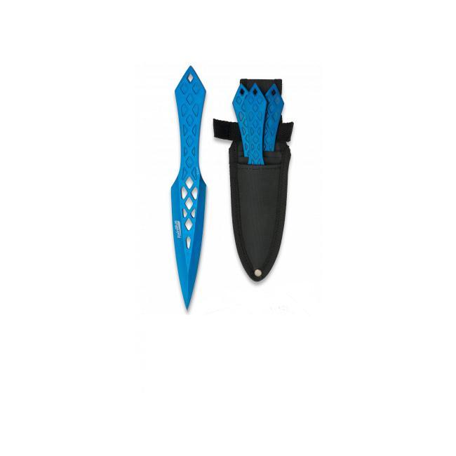 Set 3 Lanzadores RAIN BLUE