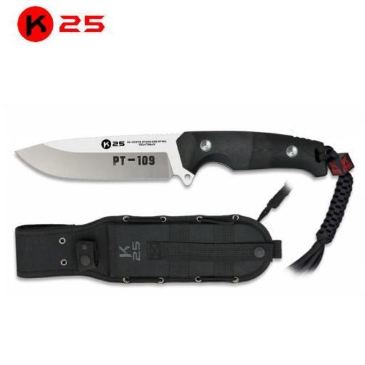 Cuchillo Tactico K25 PT-109