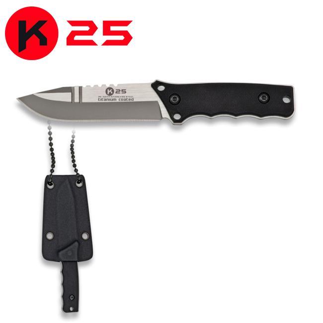 Cuchillo Colgante K25 G10  Kydex
