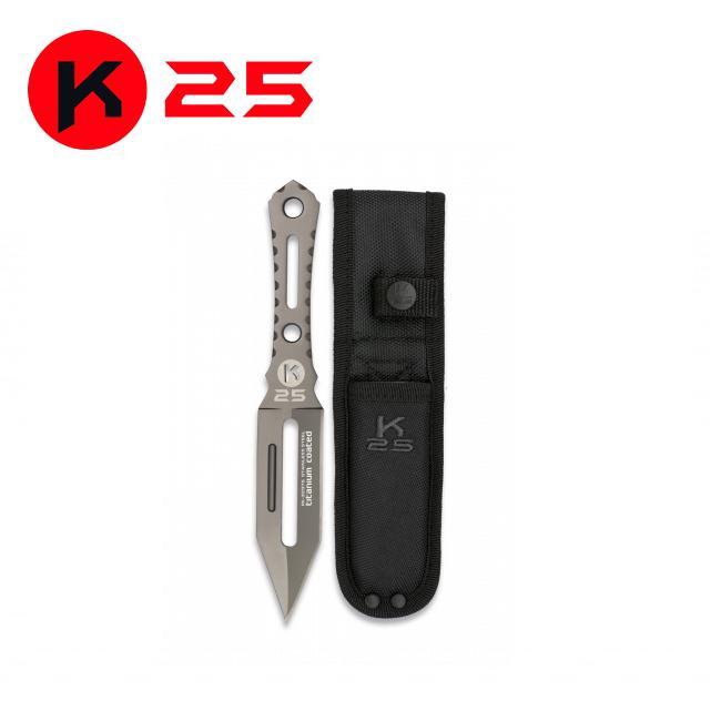Cuchillo Lanzador K25