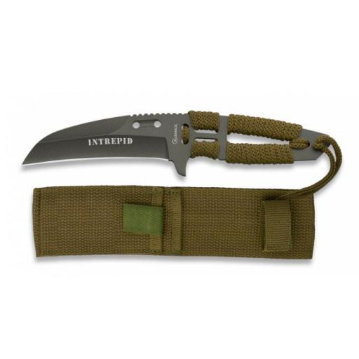Cuchillo Encordado INTREPID