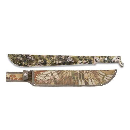 Machete Green Phyton Camo