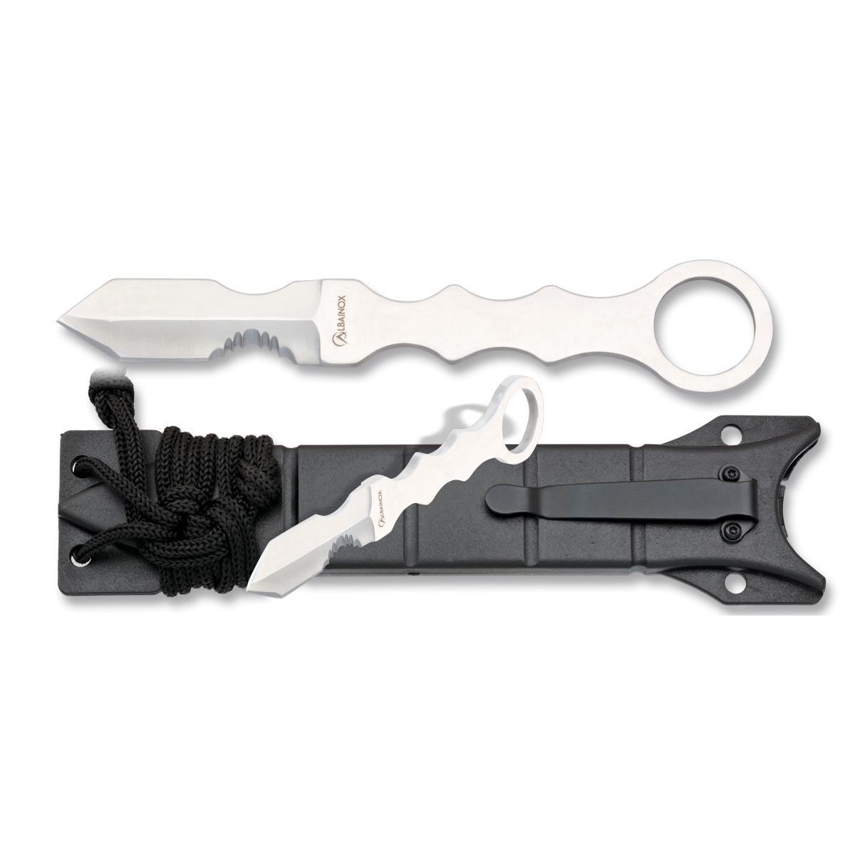 Cuchillo Lanzador Funda ABS