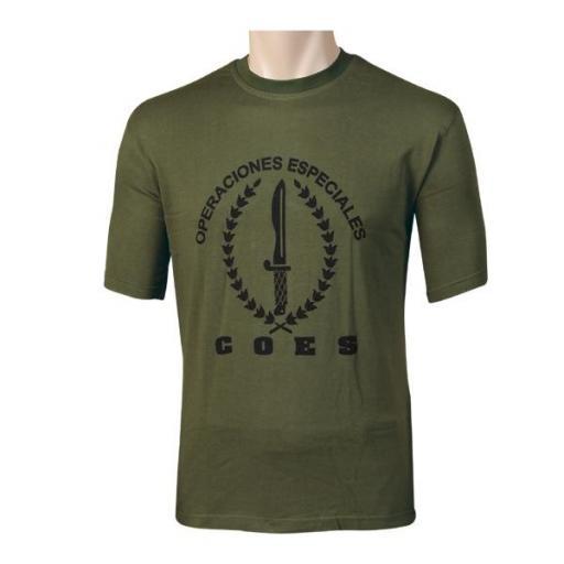 Camiseta Generica C.O.E.