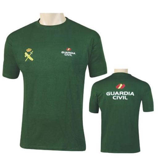 Camiseta Generica GUARDIA CIVIL