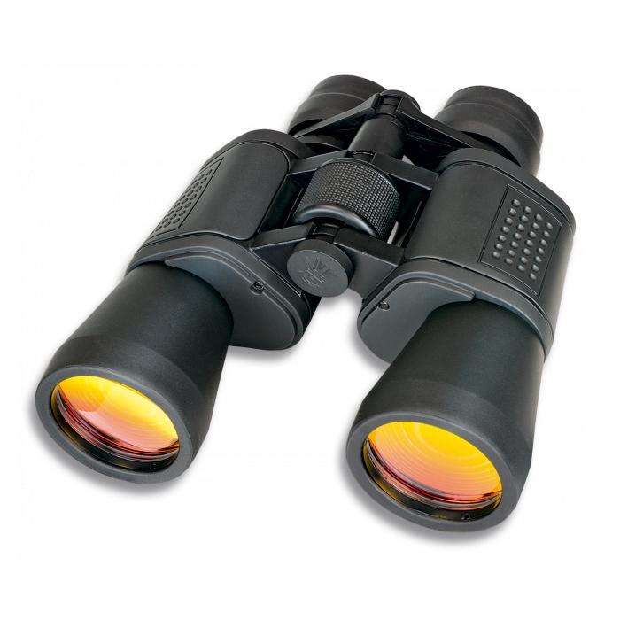 Binocular 10-30X50 Ruby