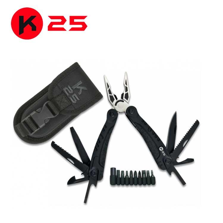 Alicate Tactico K25 Negro