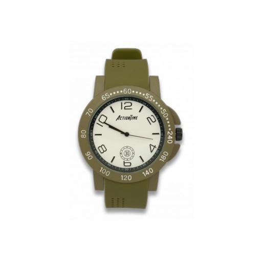 Reloj Tactico ACTION TIME Coyote