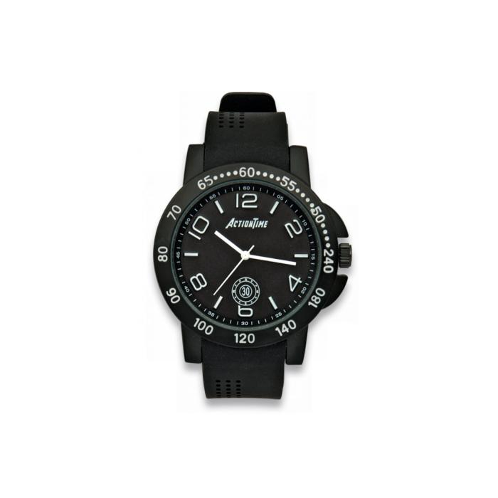 Reloj Tactico ACTION TIME Negro