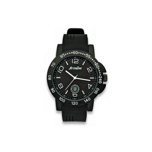 Reloj Tactico ACTION TIME Negro [0]
