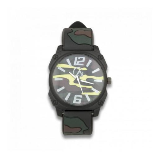 Reloj Analogico Camo