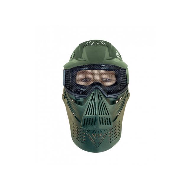 Mascara Airsoft PVC