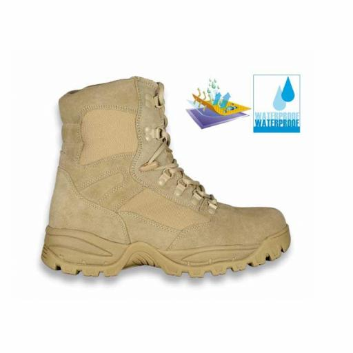 Botas BARBARIC FORCE THUNDER Waterproof