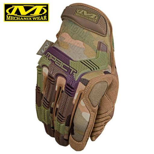 Guante MECHANIX M-PACT MultiCam