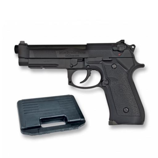 Pistola Blow Back con Maletin