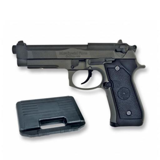 Pistola Blow Back Full Metal