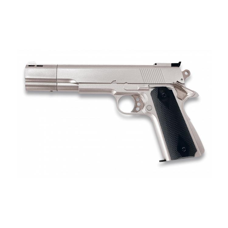 Pistola Gas Silver HFC