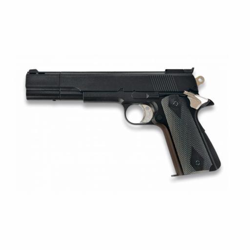 Pistola Gas Negra HFC