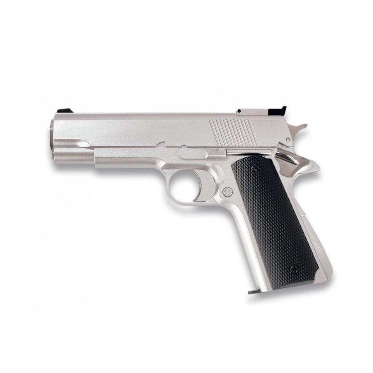 Pistola Gas Silver