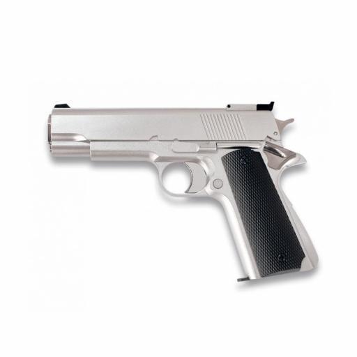 Pistola Gas Silver [0]