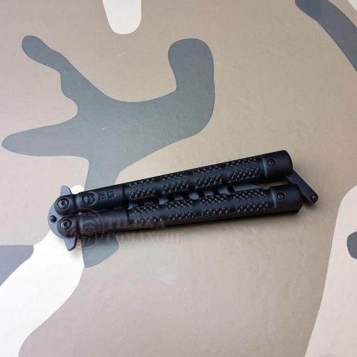 Abanico Entrenamiento Negro K25 [2]