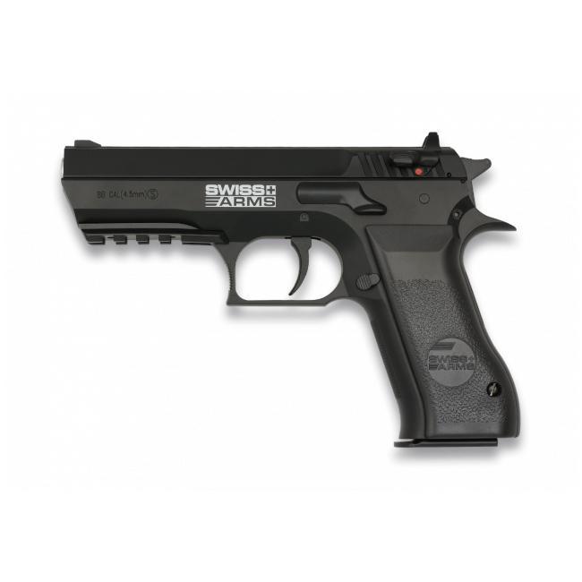 Pistola Modelo SWISS ARMS 941 CO2 4,5mm