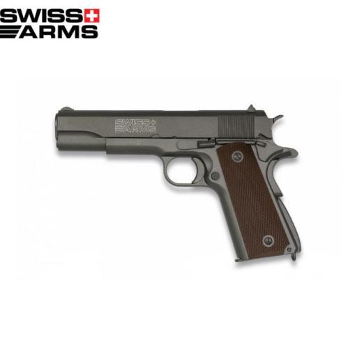 Pistola COLT P1911 SWISS ARMS  CO2 [0]