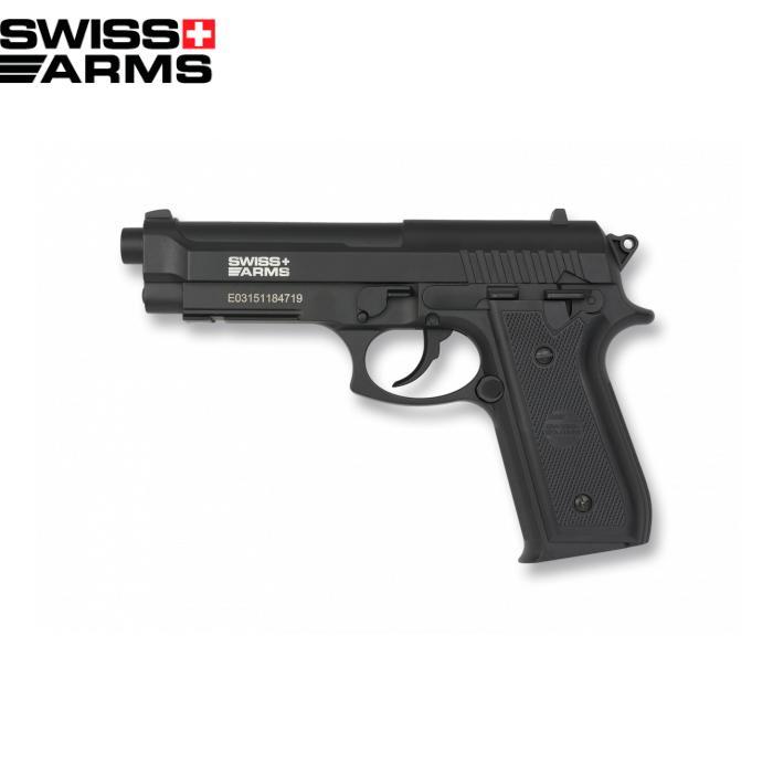 Pistola PT92 SWISS ARMS CO2