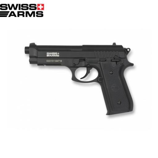 Pistola PT92 SWISS ARMS CO2 [0]