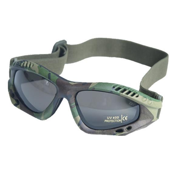 Gafas Protectoras Airsoft