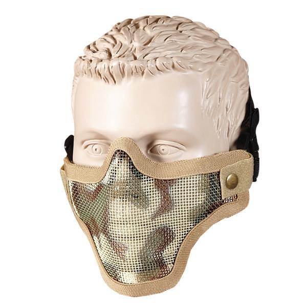 Mascara Protectora Airsoft