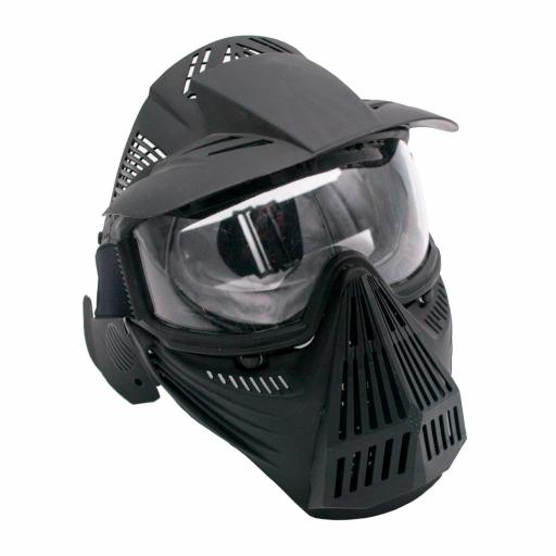 Mascara Negra Airsoft