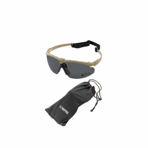 Gafas Proteccion Airsoft Lentes Anti-Niebla  [0]