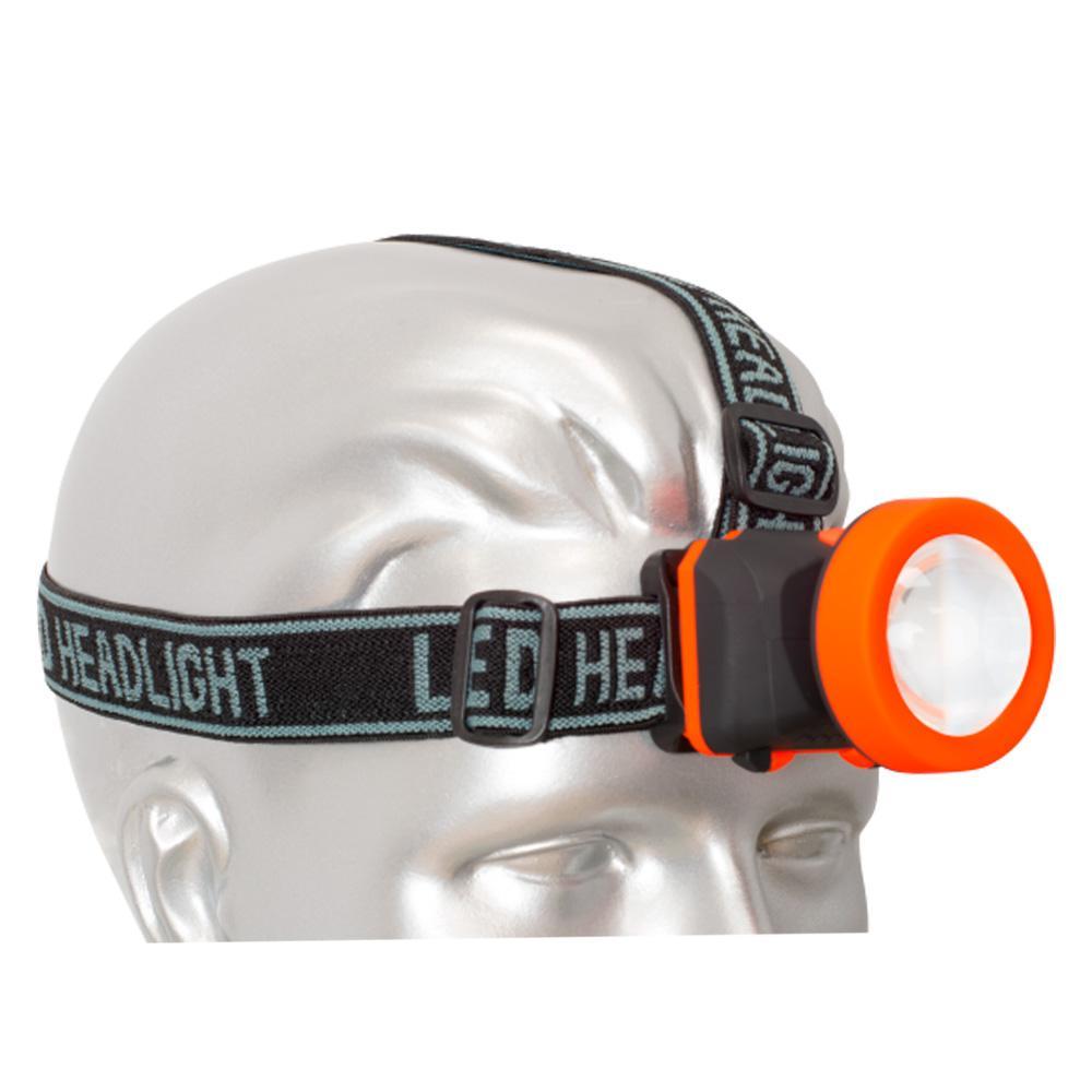 Linterna Frontal Circular LED