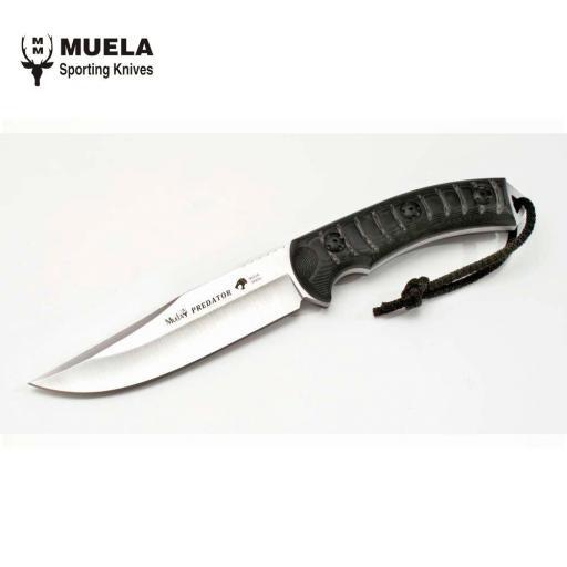 Cuchillo Tactico Muela PREDATOR