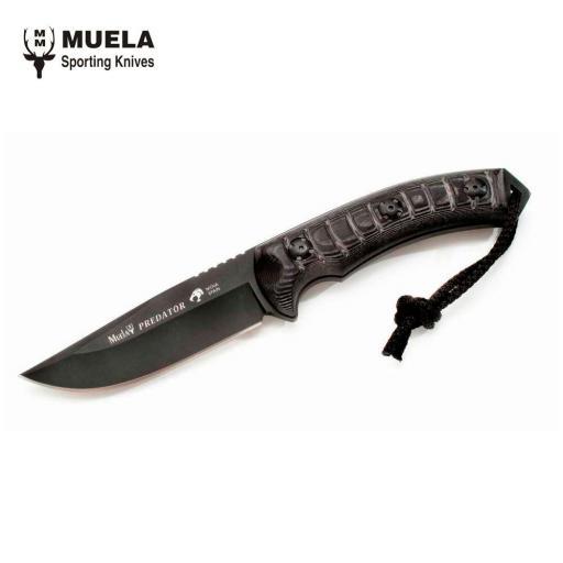 Cuchillo Táctico Muela PREDATOR