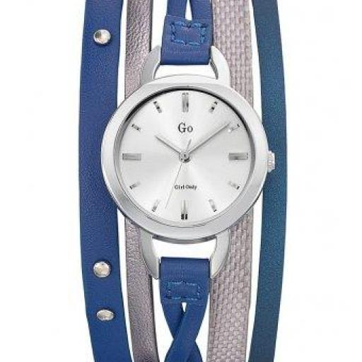 Reloj colección Enlace-moi! Azul [0]