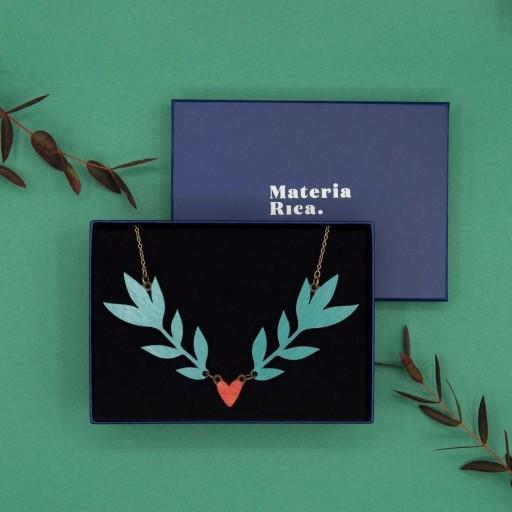Colllar de Materia Rica  Nature Lover [2]