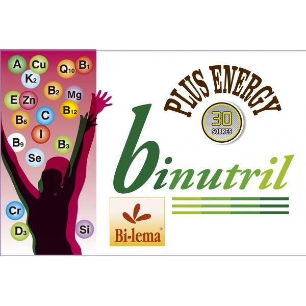 Binutril Plus Energy.