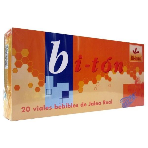 Biton, Jalea Real