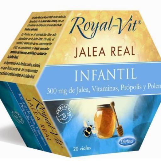 Jalea Royal Vit Infantil