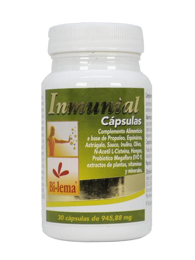 Inmunial 30 cap