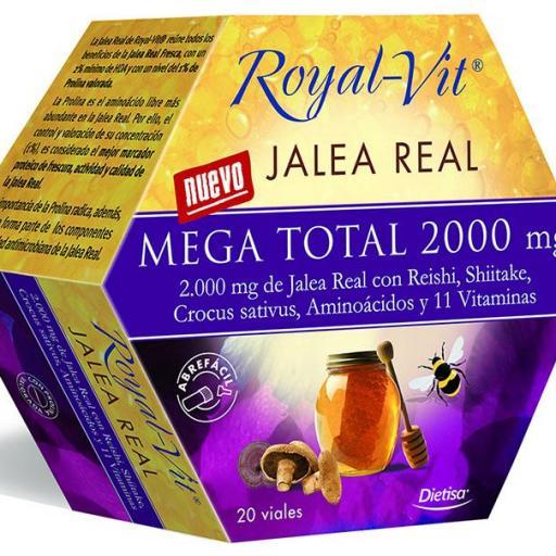 Jalea Royal Vit Megatotal 2000