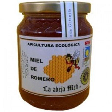 "Miel Biológica de Romero ""La abeja Meli"""