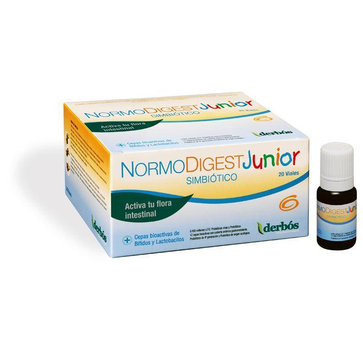 Normodigest Junior viales