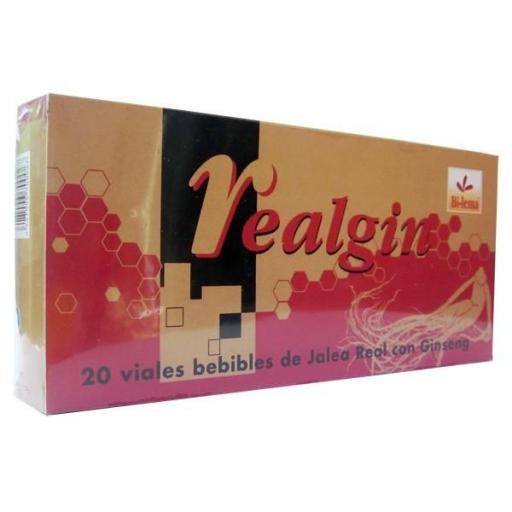 Realgin, Jalea Real [0]