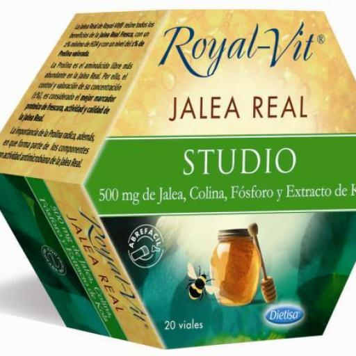 Jalea Royal Vit Studio