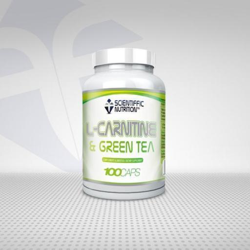 L-CARNITINA & TE VERDE [0]