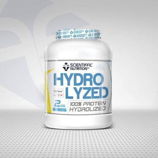 Hydrolized whey protein [0]
