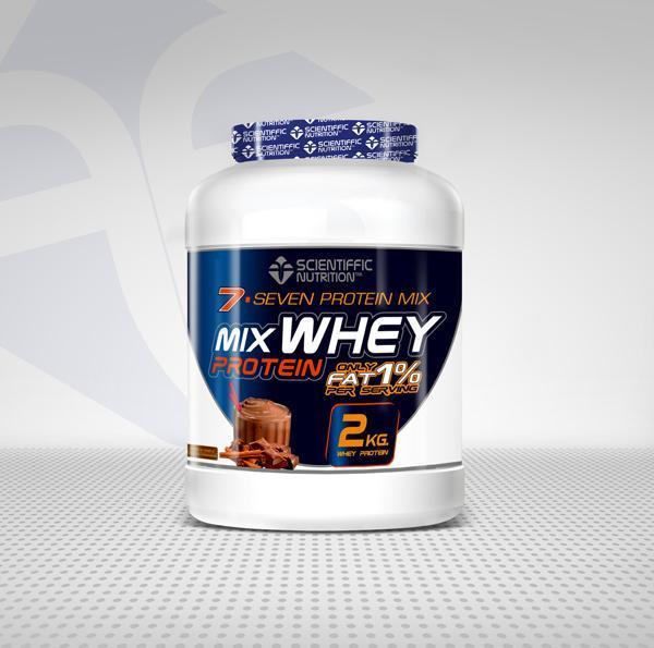 Mix Whey Protein
